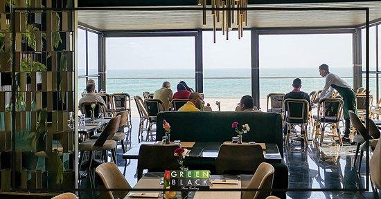 Green Black est votre nouvelle adresse gourmande à découvrir au Marina Shopping Center Casablanca.