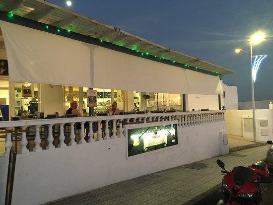 Taberna Reina Sofia Puerto Del Carmen Restaurant Reviews