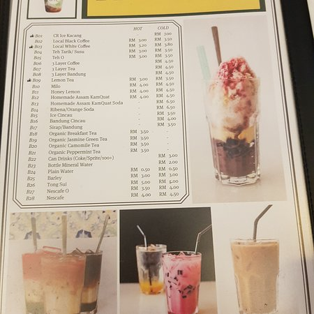 Petaling District, Malaysia: Cafe Campbell Road. A recommended cafe ..