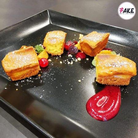 FAKE FIRENZE gluten free: Cheesecake Cotto