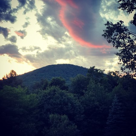 格林山脉照片