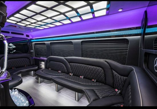 DreamRide Luxury Sprinter Transportation & Limos