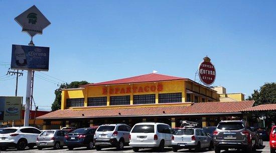 Chalco Municipality, Mexico: Restaurante Espartacos Chalco