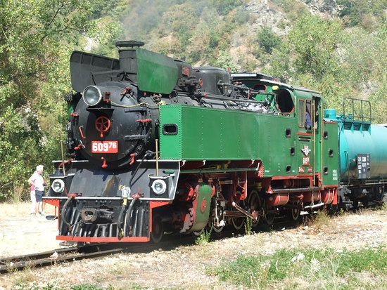 Septemvri, Bulgaristan: 609.76 with attached water bowser