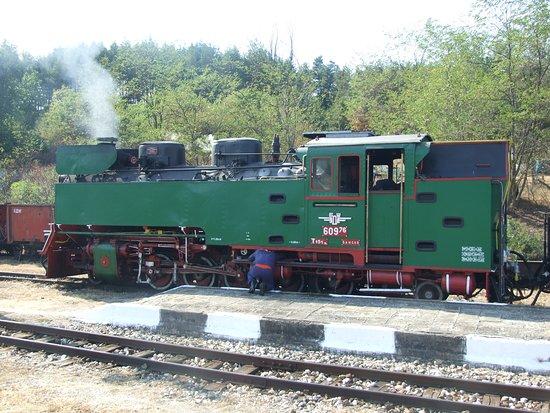608.76 (Chezanow 1929/1949) based in Septemvri