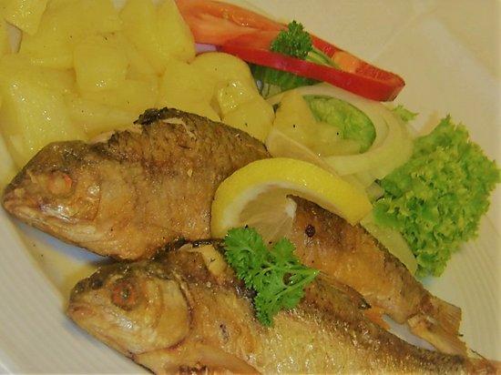 Werbach, Németország: Fisch Serviervorschlag