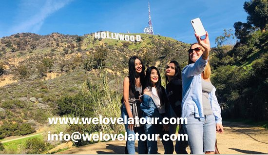 ‪We Love LA Tour‬