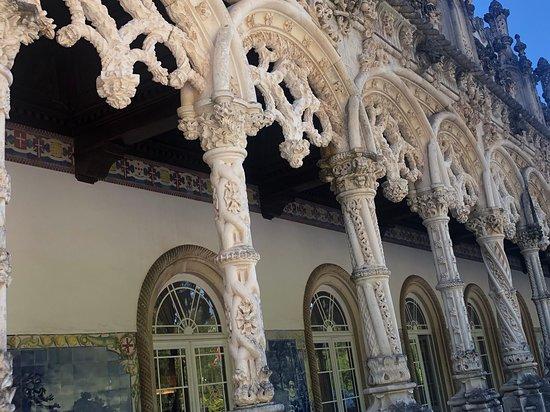 Bussaco, Portugal: Buçaco en Portugal. Imperdible