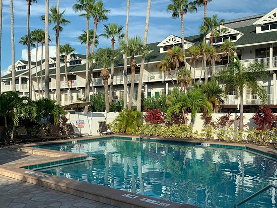 Holiday Inn Hotel & Suites Clearwater Beach S- Harbourside