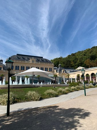 Casino Baden Anfahrt