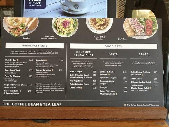 Chinese Chicken Salad Picture Of The Coffee Bean Tea Leaf Cebu City Tripadvisor