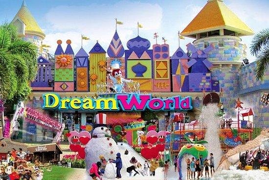 Dream World Admission Ticket