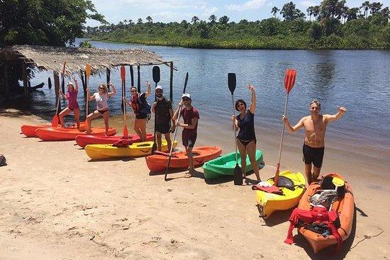 Tapuio Canoeing et Farinha House de...