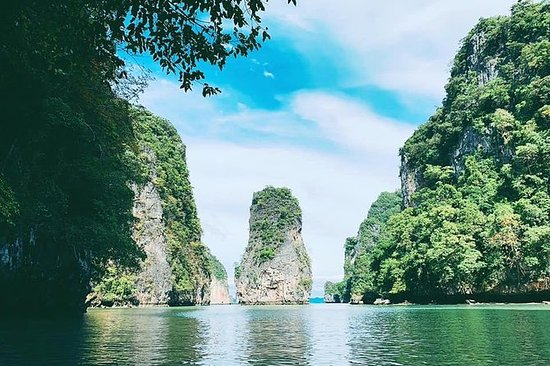 Phang Nga Bay Tour by Speed Boat with...