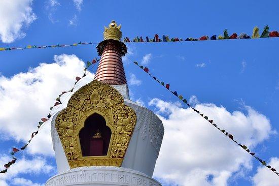 Kagyu Samye Ling Tibetan Buddhist Monastery, Scotland