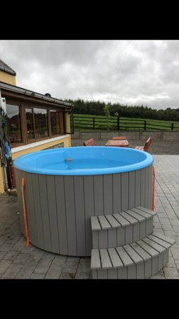 Hacketstown, Irland: Chill time