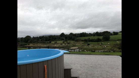 Hacketstown, Irland: What a view