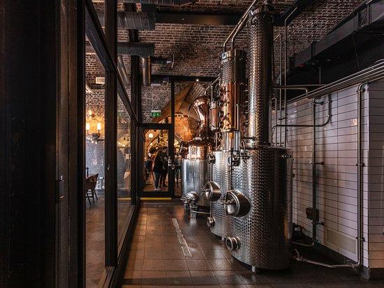 Manchester Gin Distillery