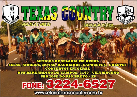 Selaria Texas Country