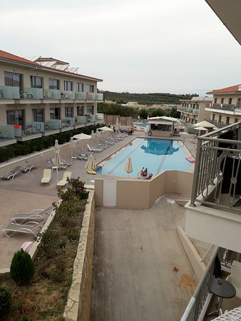 Hotel pool. One of 3