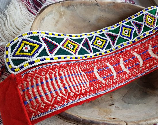 Learn about Sámi culture at our Home Visit.