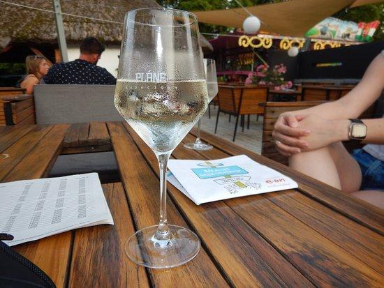 Pláne Badacsony Wine terrace