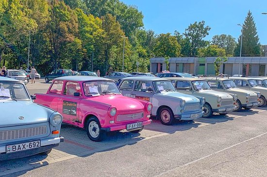 Budapest Trabant Tour - Day Tours