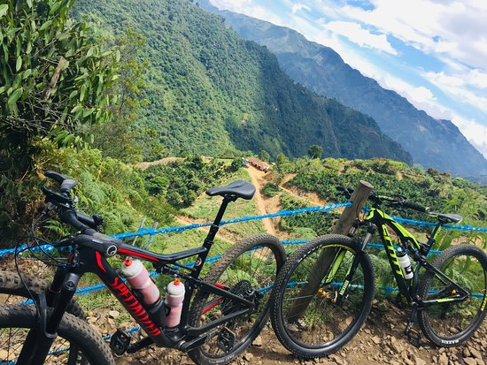 *Amazing Enduro MTB Ride: Descenso Salto del Buey