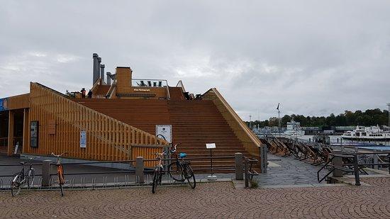 Helsinki Allas: Allas Restaurant