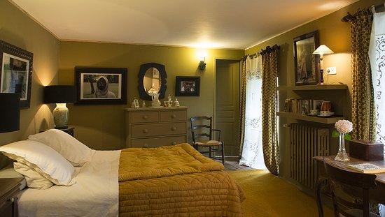 Severac-le-Chateau, Frankreich: la chambre de Charlotte
