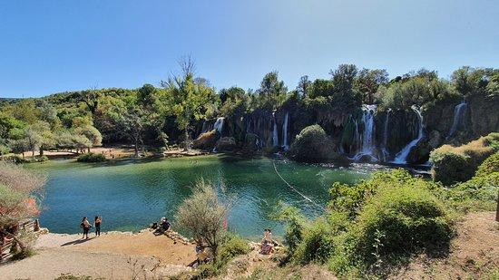 Kravice Falls, Počitelj Old Town & Blagaj Tekke Day Trip from Mostar- smallGroup: Kravice Falls