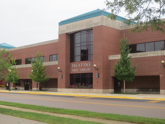 Palatine Public Library District - Main Branch