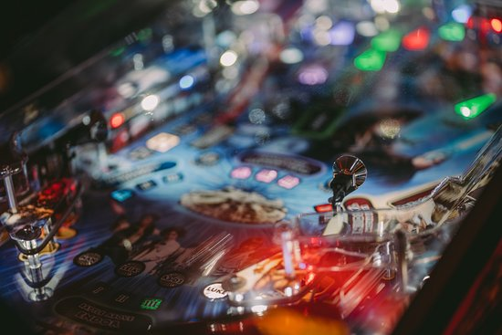 Super Bario: This is the pinball you've been looking for.