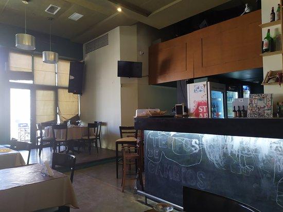 Río Tercero, Аргентина: Tiempos de Cambios Restaurante