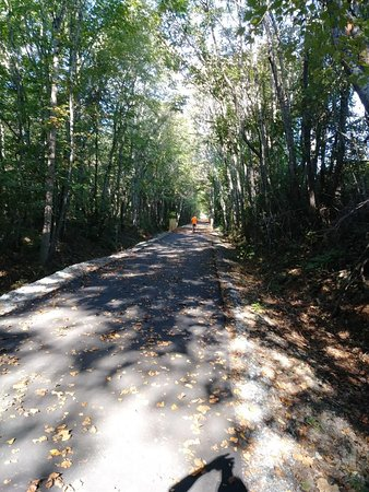 Spindale, NC: North end of trail