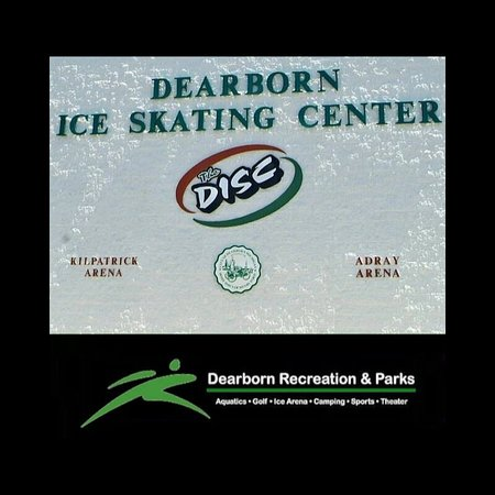 The Dearborn Ice Skating Center (DISC) features two NHL regulation-size ice surfaces, upper level meeting and banquet rooms, concession stand and many other amenities. The facility is open year-round for ice skating and room rentals.