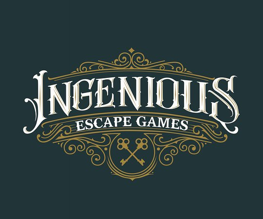 ‪‪Biddeford‬, ‪Maine‬: Ingenious Escape Games logo‬
