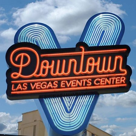 ‪Downtown Las Vegas Events Center‬
