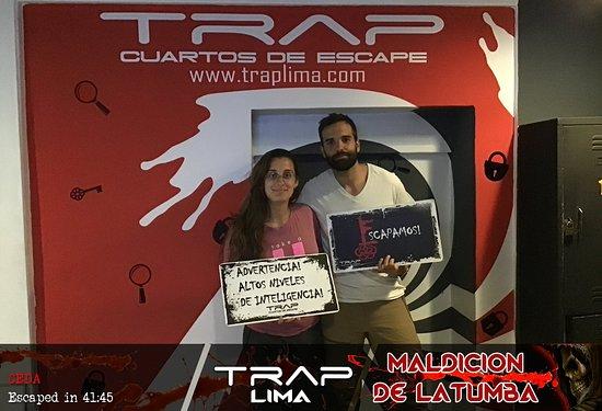 Trap Lima