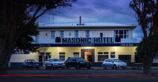 Masonic Hotel Reviews Price Comparison Palmerston North Tripadvisor