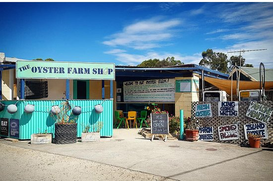 ‪The Oyster Farm Shop‬