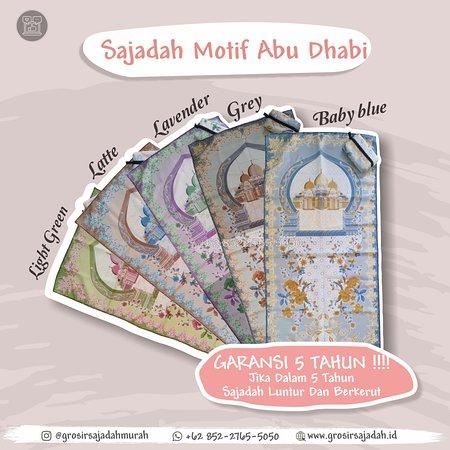 Grosir Sajadah Souvenir Haji