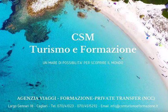 CSM Turismo e Formazione