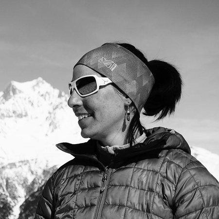 Angie Ski Monitrice Indépendante