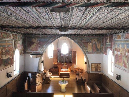 Evangelisch-reformierte Kirche Bergün