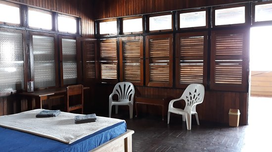 Tambora Guesthouse: One of the bedrooms