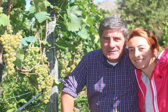 Didi Ateni, Georgia: Das Ehepaar Vacheishvili hat uns alle Wünsche von den Lippen abgelesen.