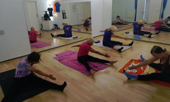 Amigos de Pilates y Yoga Maspalomas: Pilates iniciación Pilates Anfänger