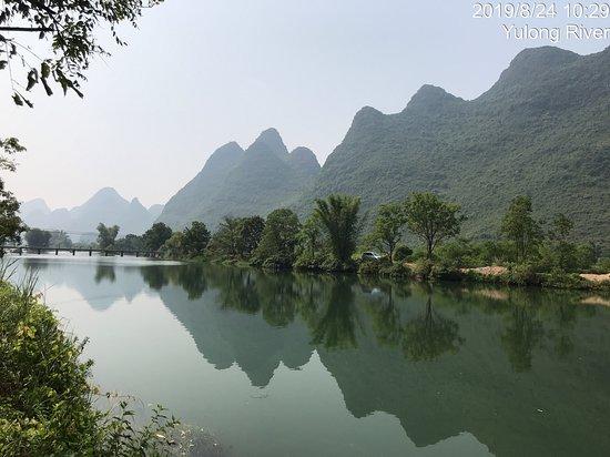 Explorer: The Yulong river in Yangshuo