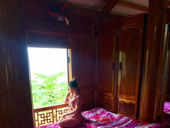 Запведник Пулуонг, Вьетнам: Room
